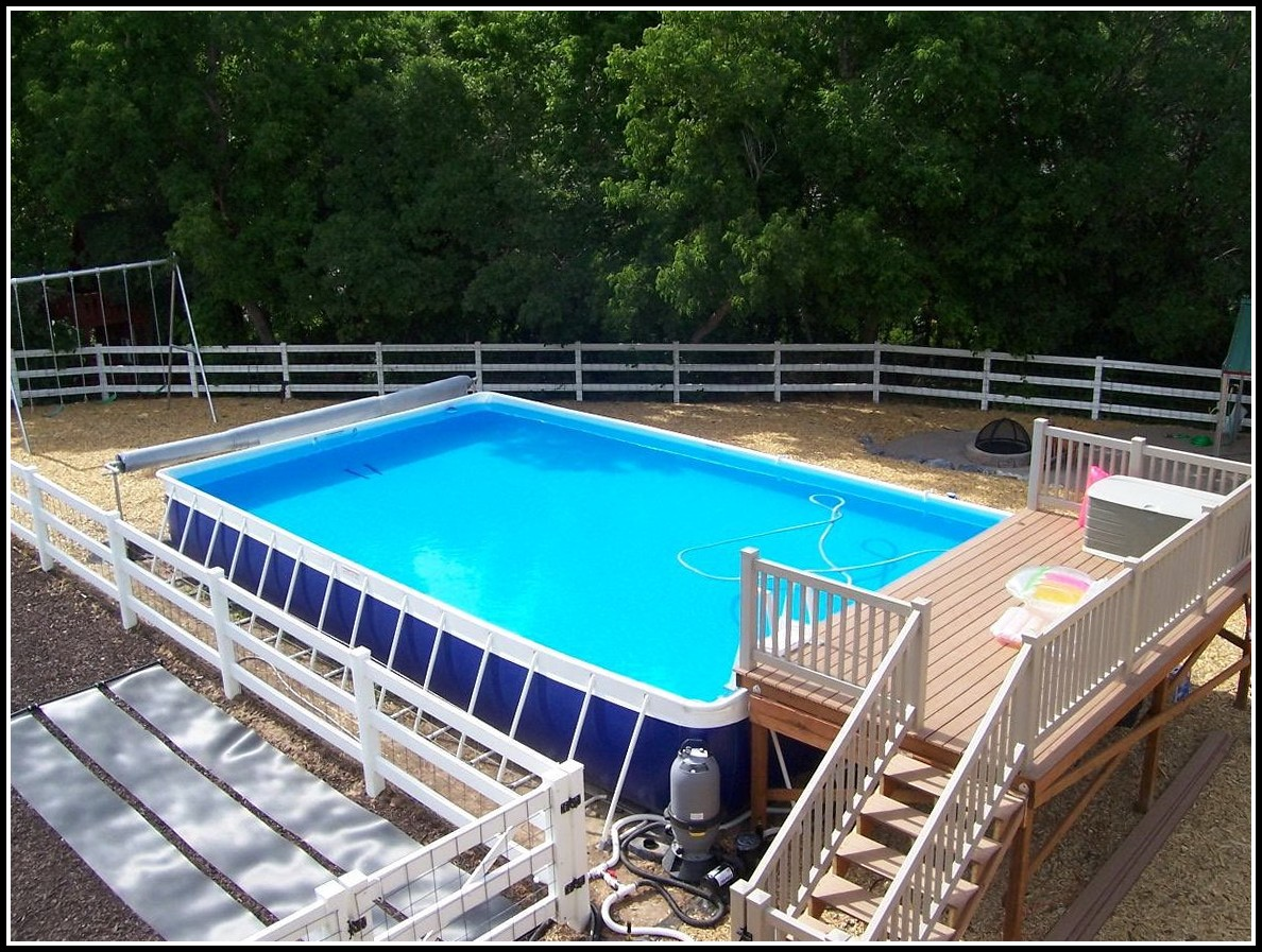 Above Ground Swimming Pool Decks Plans Free | MyCoffeepot.Org