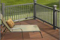 Aluminum Deck Railing Designs