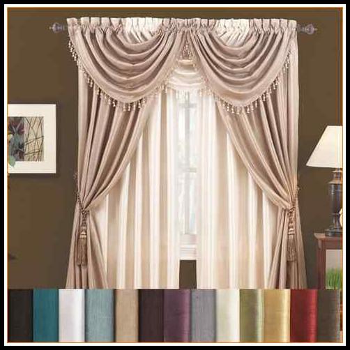 Annas Linens Window Curtains