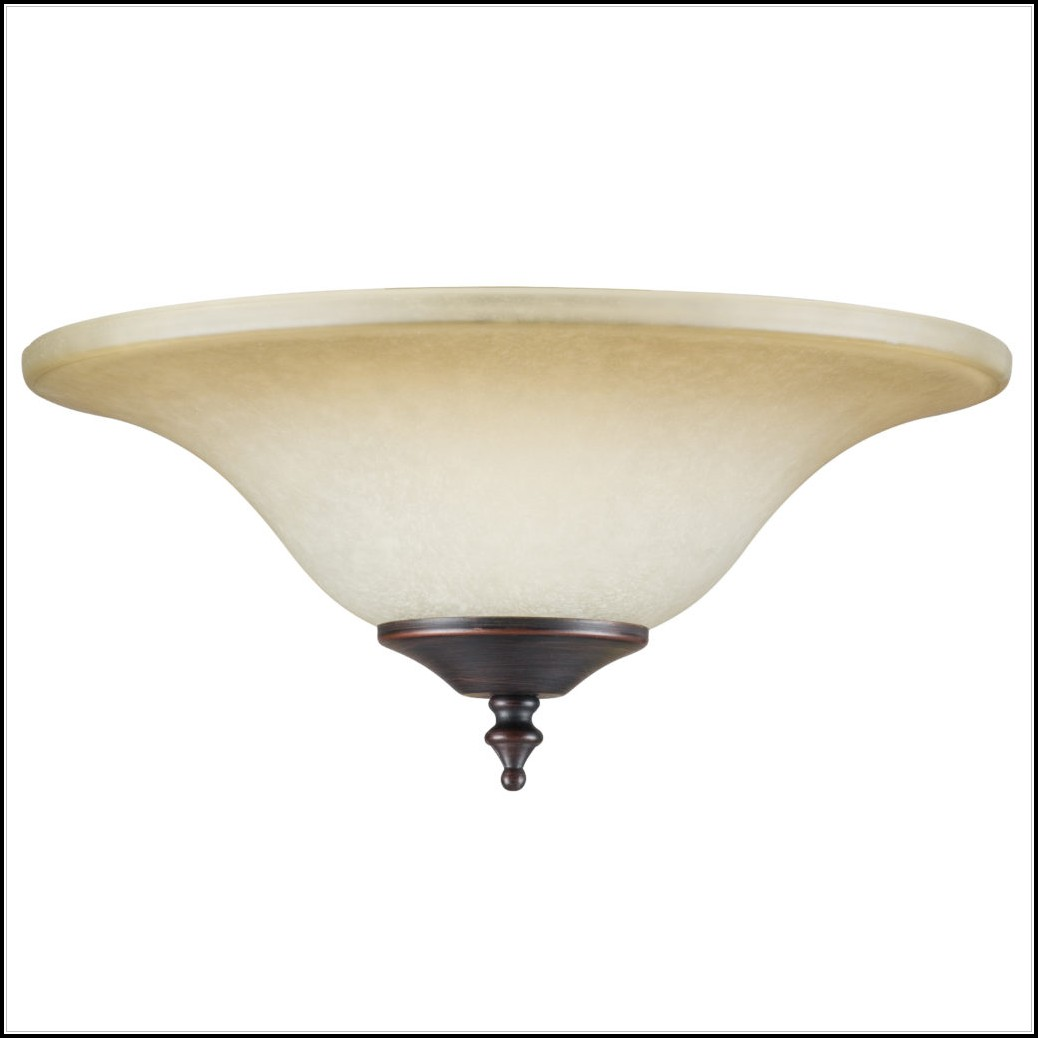 Antique Stained Glass Light Shades
