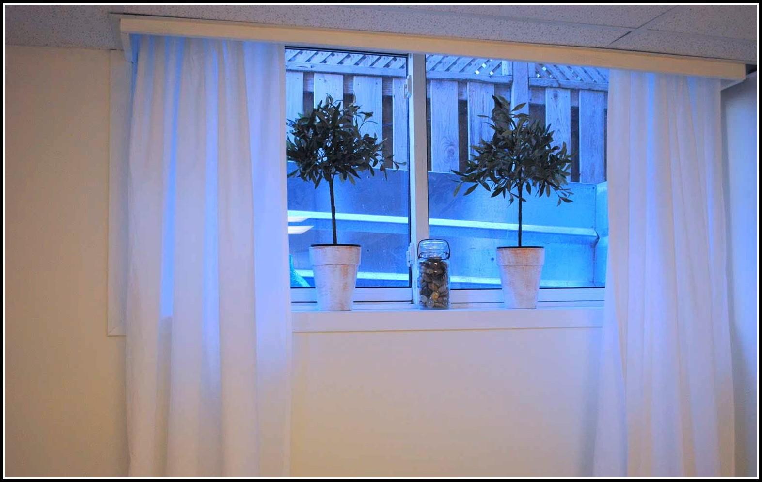 Basement Window Curtains Walmart