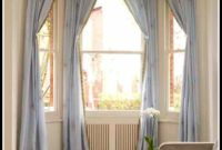 Bay Window Curtain Ideas