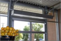 Berner Air Curtain Door Switch