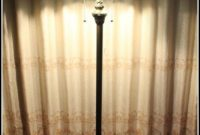 Blue Tiffany Dragonfly Floor Lamp