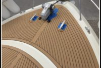 Boat Decking Material Synthetic