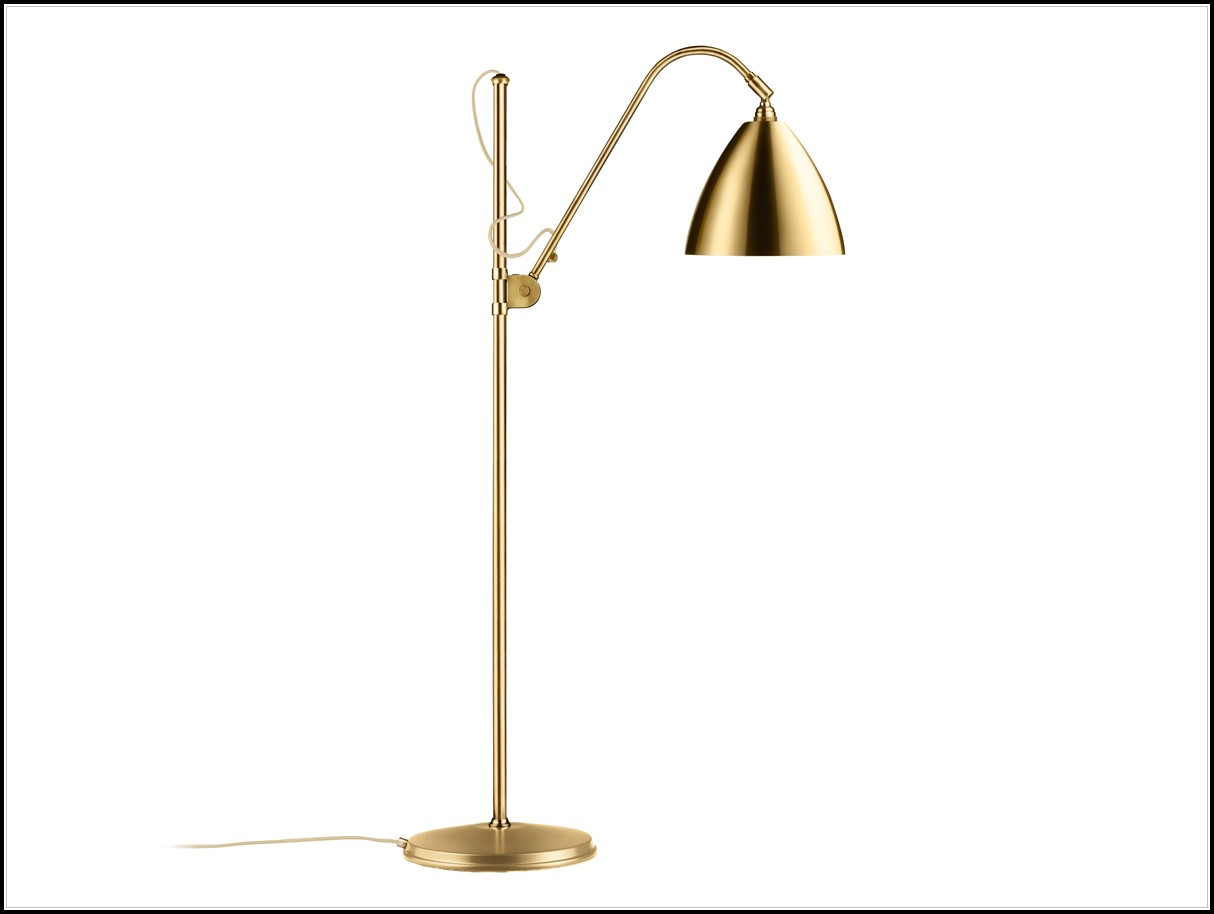 Brass Arc Floor Lamp Uk