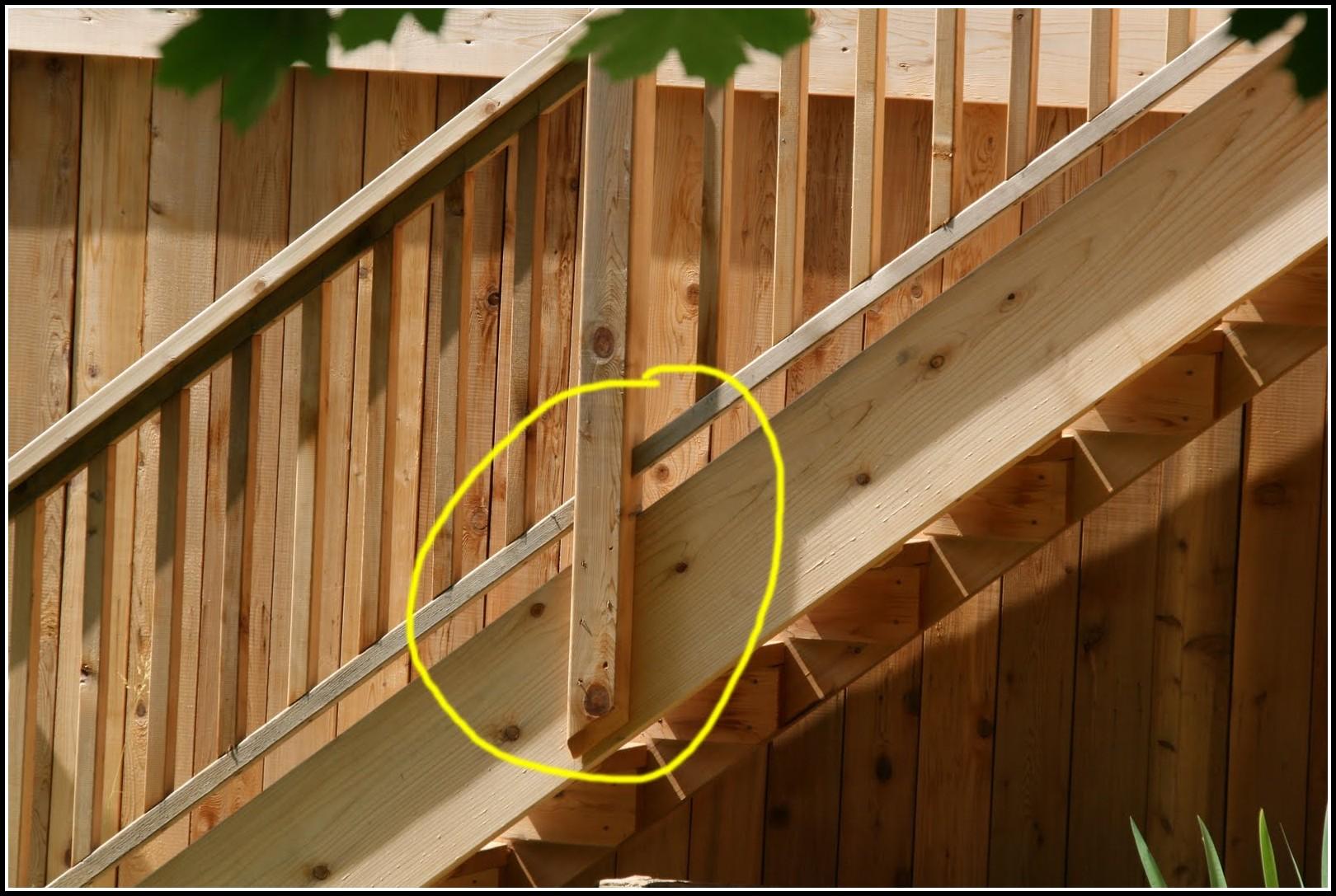 Building A Deck Railing Ideas
