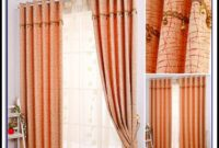 Burnt Orange Curtains Uk