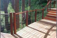 Cable Deck Railing Kits