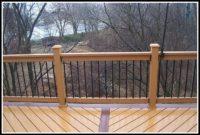 Cedar Deck Railing Pictures