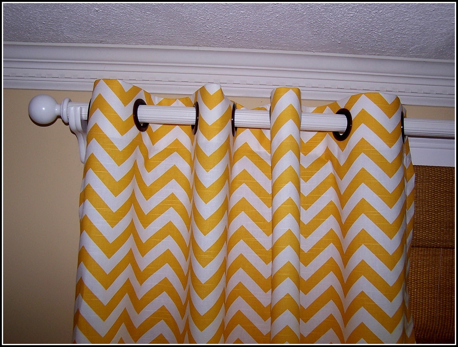 Chevron Curtain Panels Ikea
