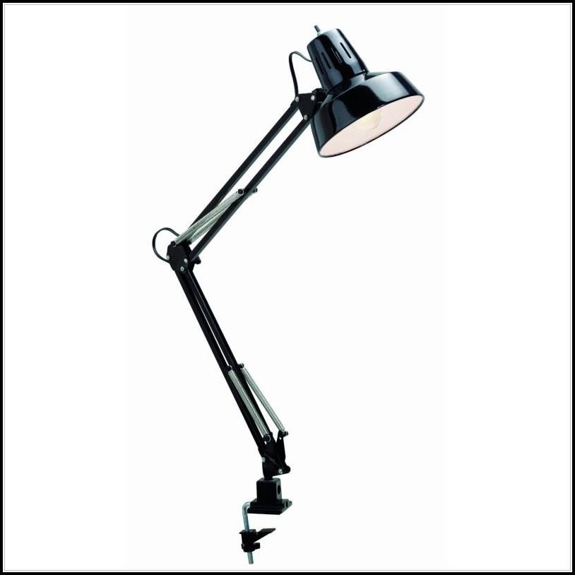Clamp On Desk Lamp