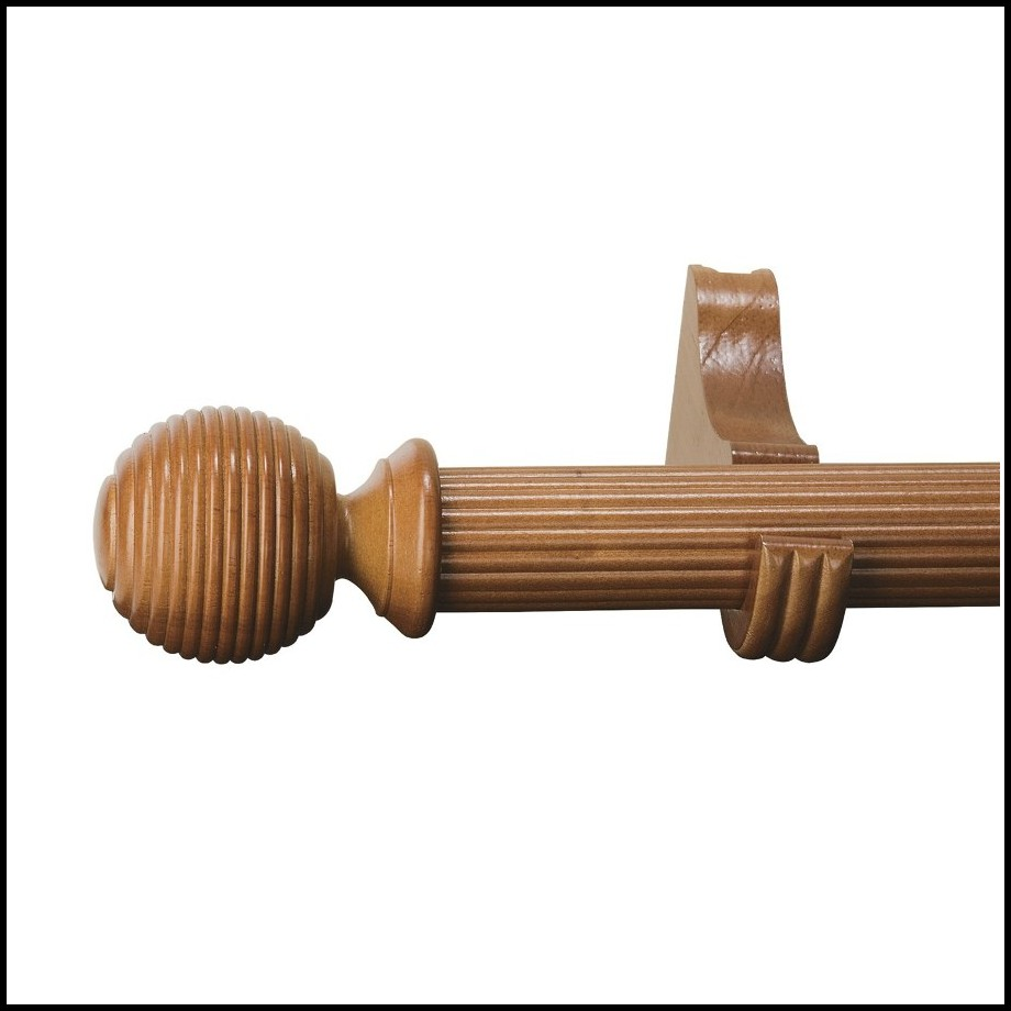 Curtain Rod Finials For Nursery