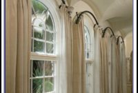 Curved Curtain Rod Canada