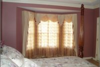 Curved Curtain Rod For Bedroom