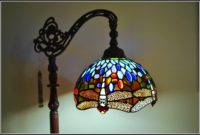 Dale Tiffany Dragonfly Floor Lamp