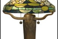 Dale Tiffany Table Lamp Victorian