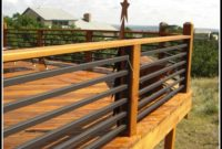 Deck Privacy Railing Images