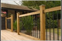 Deck Railing Kits Uk
