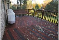 Deck Stain And Sealer Ratings