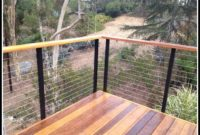 Diy Cable Deck Railing