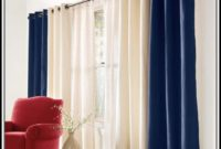 Double Rod Curtain Ideas