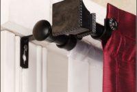 Double Rod Curtain Set