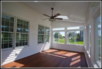 Enclosed Porches And Decks