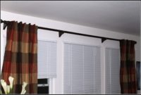 Extra Long Curtain Rods Amazon