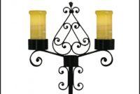 Fleur De Lis Lamp Base