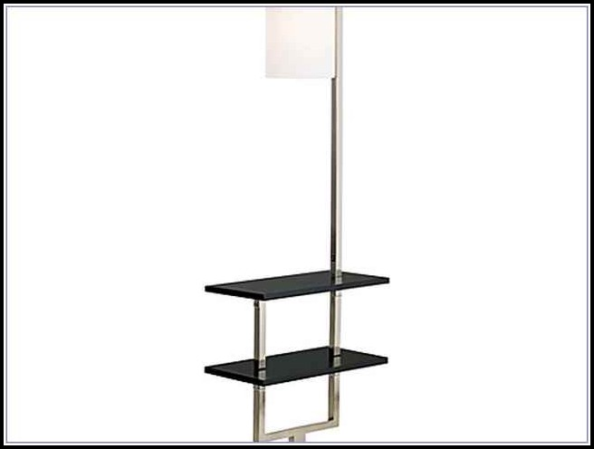 Floor Lamp With Shelves Uk