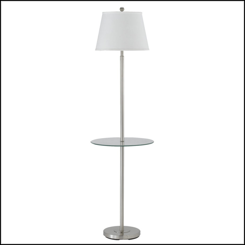 Floor Lamp With Tray Target