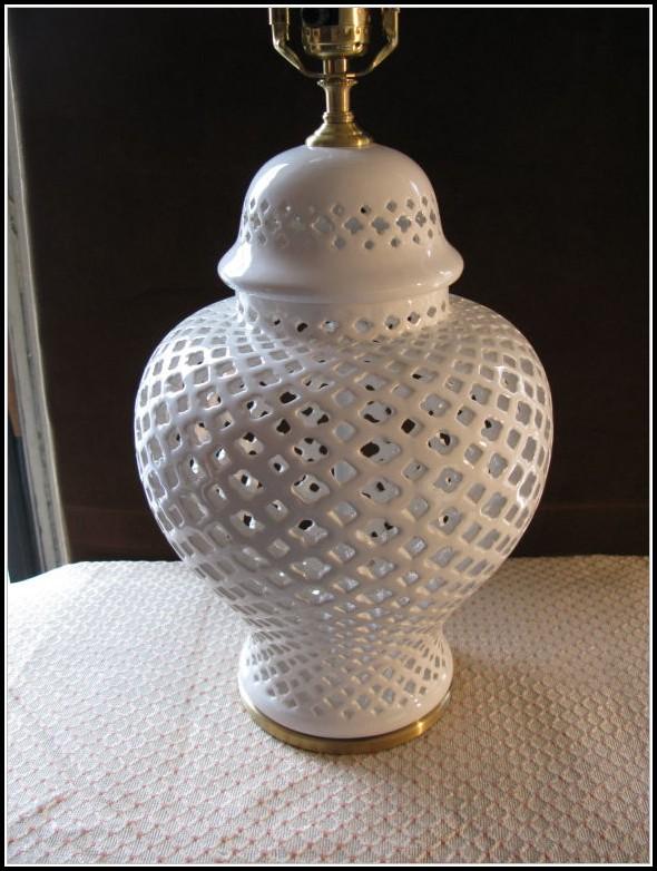 Ginger Jar Table Lamps Ebay
