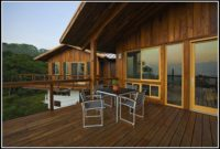 Horizontal Railing For Decks