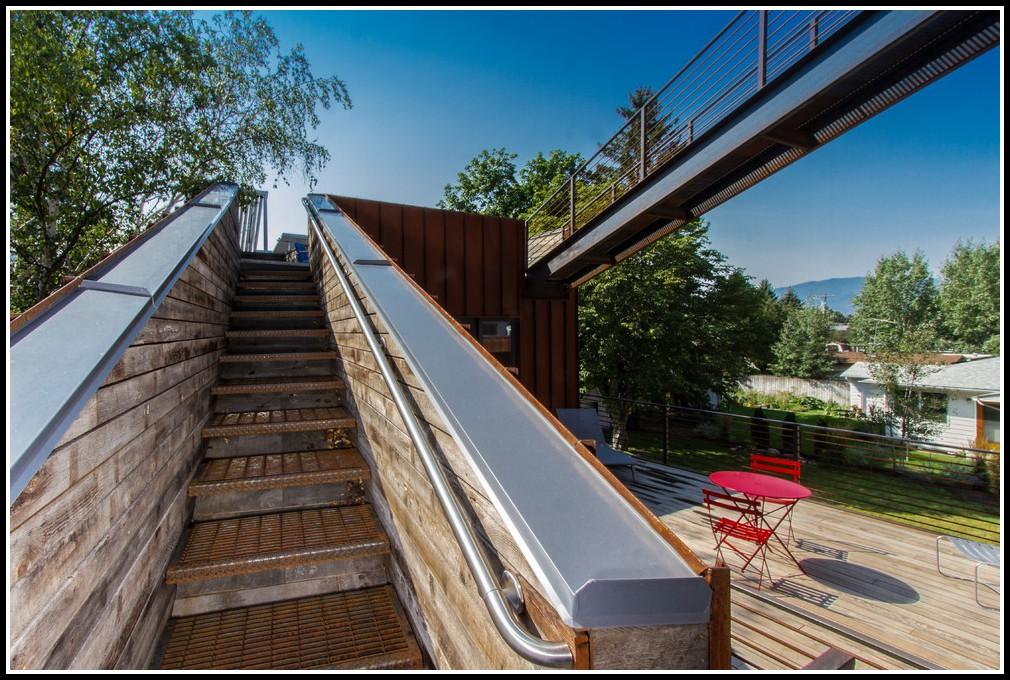 Horizontal Wire Deck Railing Decks Home Decorating Ideas