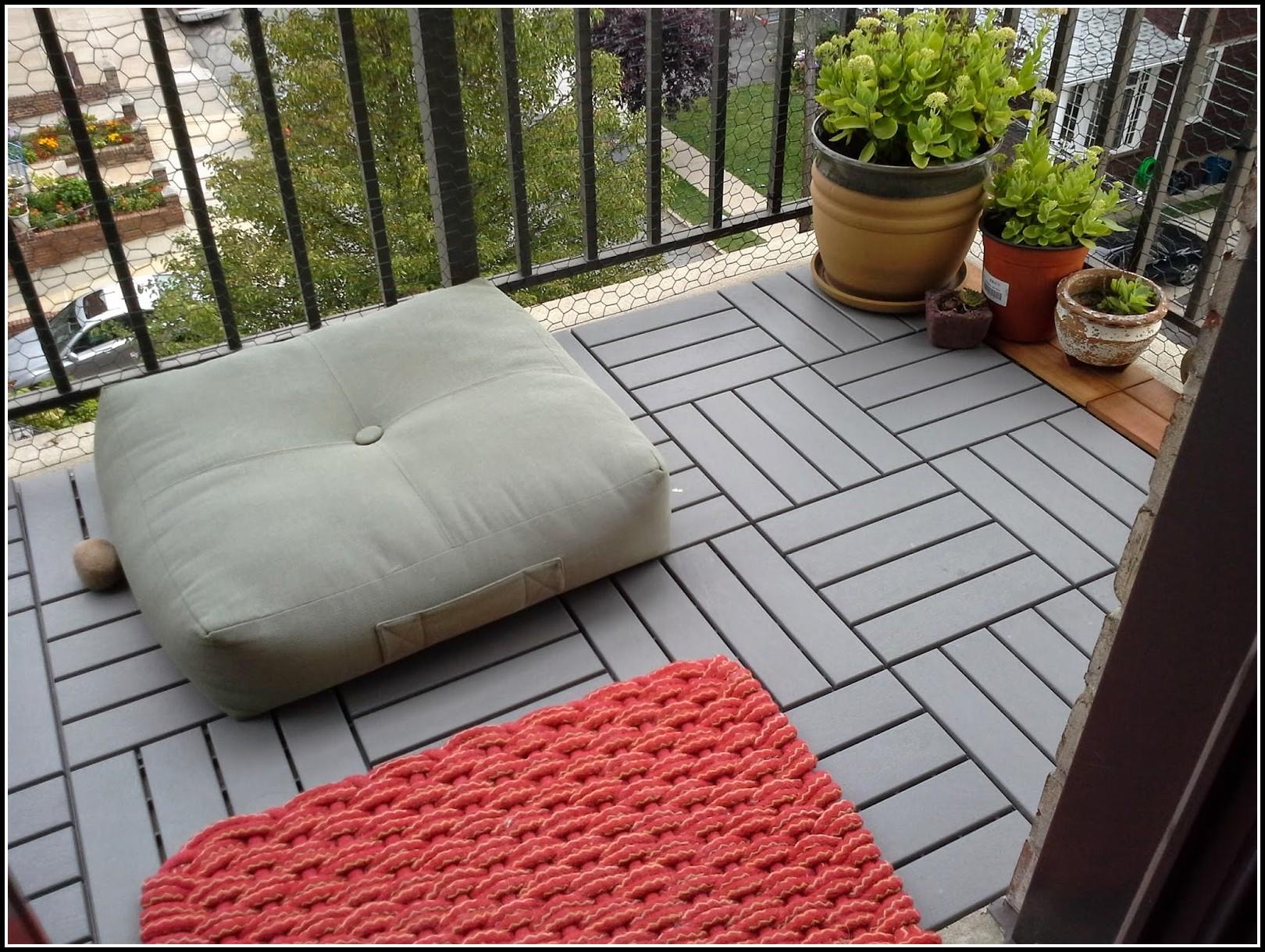 Ikea Runnen Deck Tiles