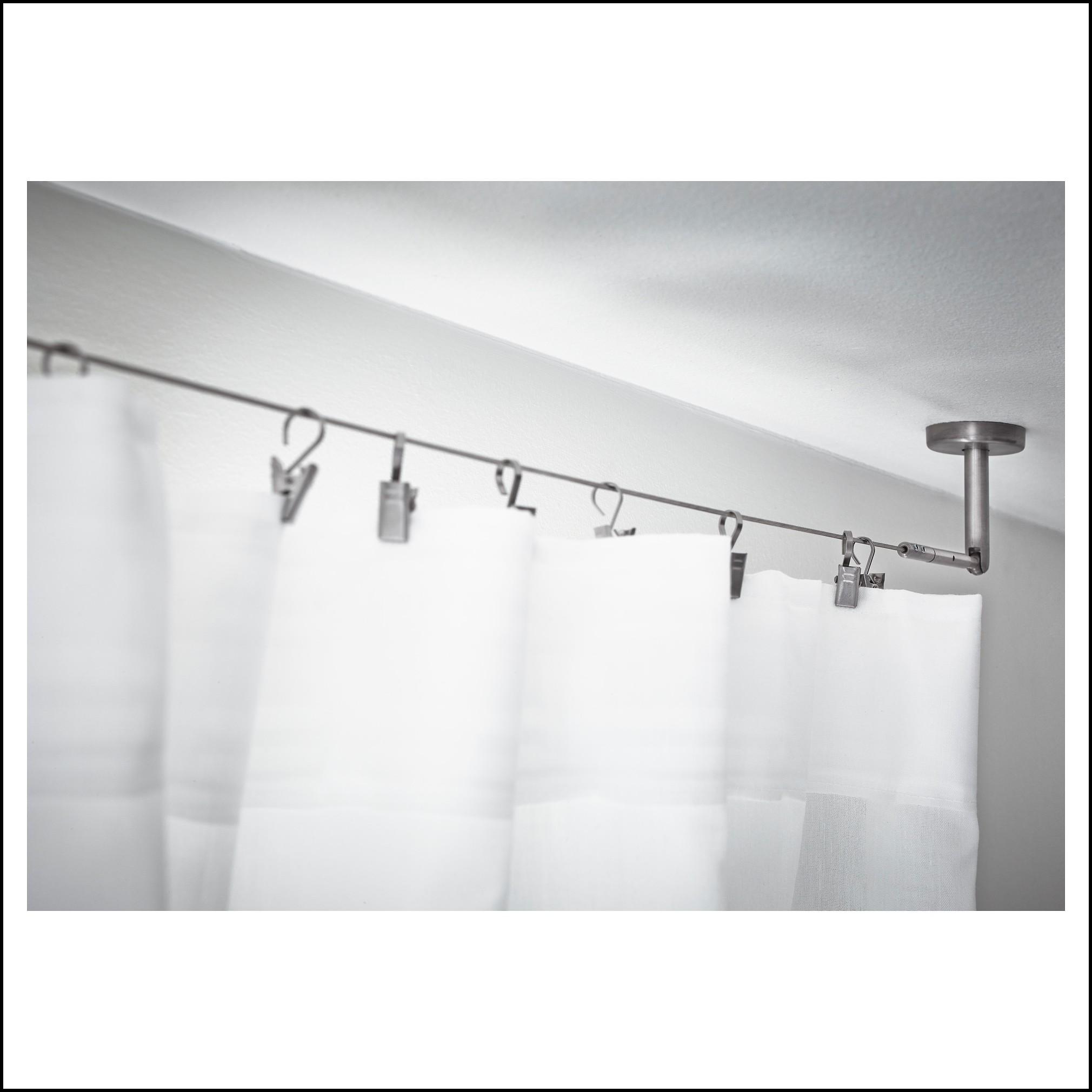 Ikea Curtain Wire Samyysandra