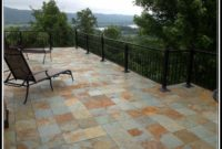 Interlocking Deck And Patio Tiles