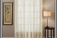 Lace Curtain Panels Walmart
