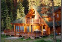 Log Cabin Porches And Decks