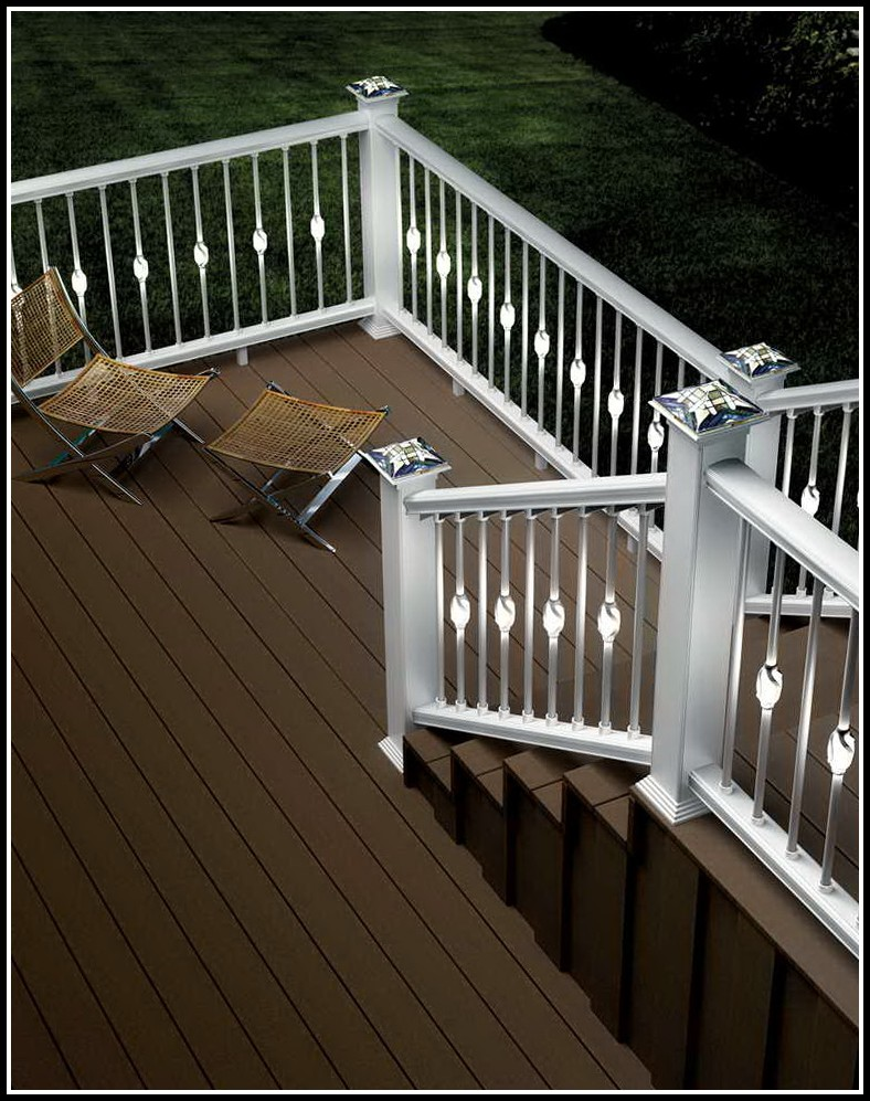 Low Voltage Deck Lighting Menards Decks Home Decorating