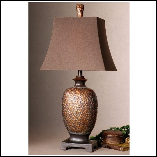 Oil Rubbed Bronze Table Lamp Base