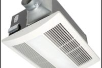 Panasonic Bathroom Heat Lamp Fan