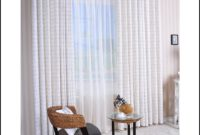 Room Darkening Window Curtains