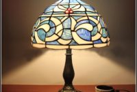 Stained Glass Lamp Patterns Tiffany