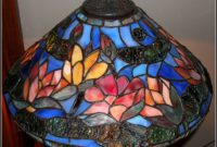 Stained Glass Lamp Shade Form