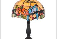 Stained Glass Table Lamp Patterns