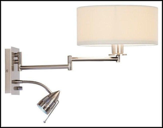 Swing Arm Lamps Wall Mount Plug In