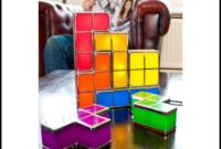 Tetris Stackable Led Desk Lamp Canada