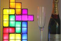 Tetris Stackable Led Desk Light